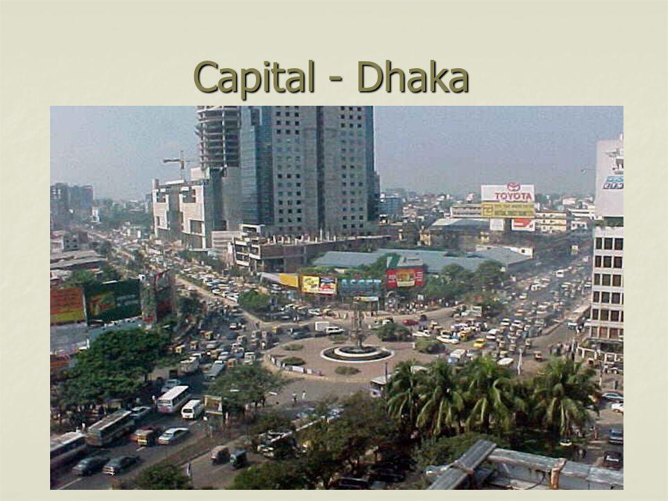 Capital - Dhaka