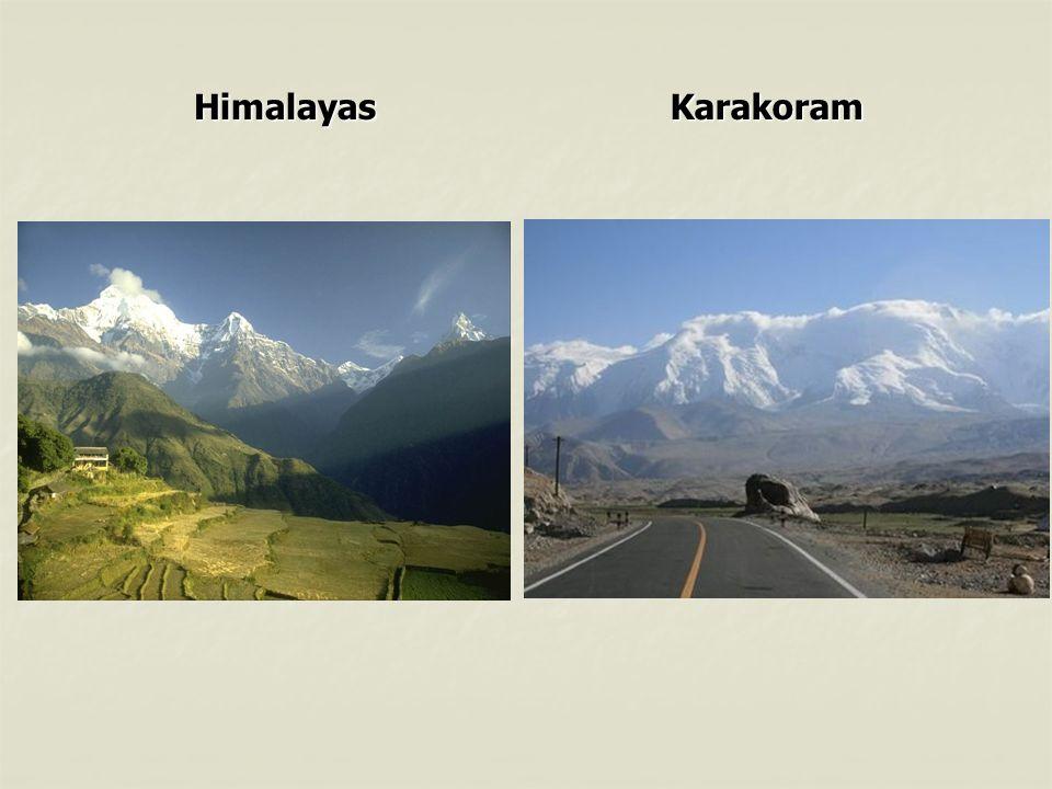 HimalayasKarakoram