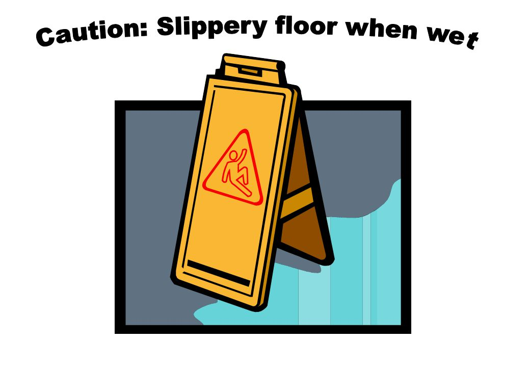 Please remove muddy footwear before entering this building!