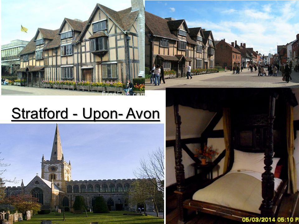 Stratford - Upon- Avon