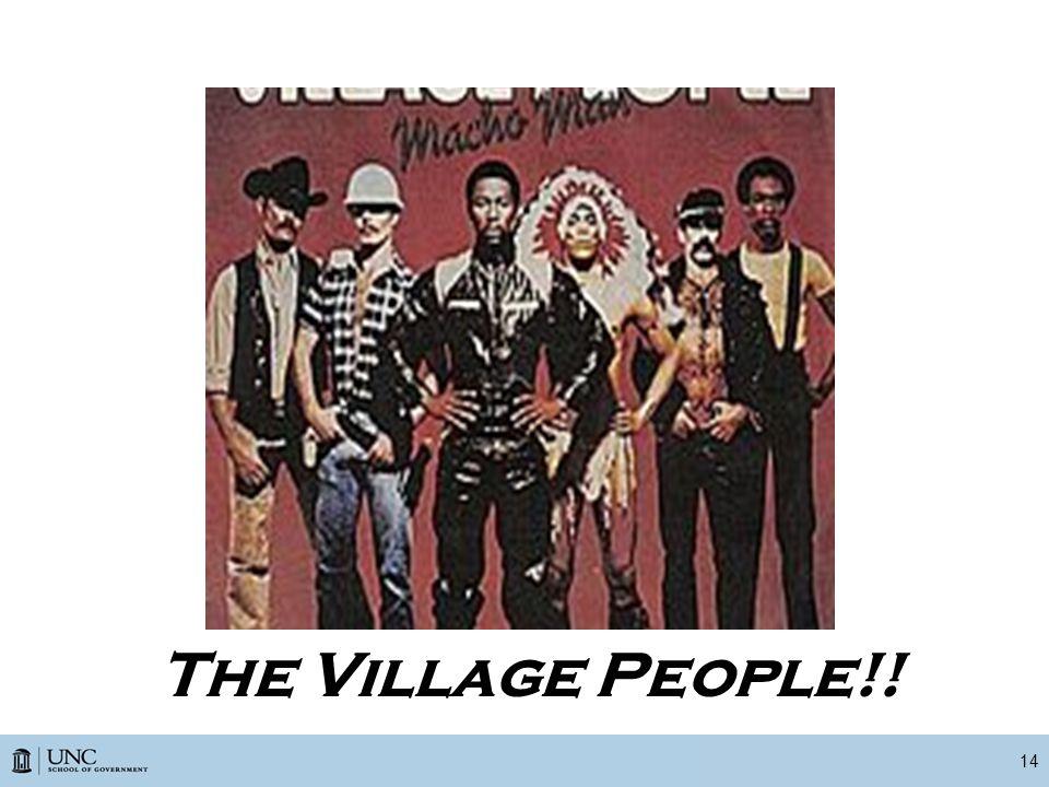 The Village People!! 14