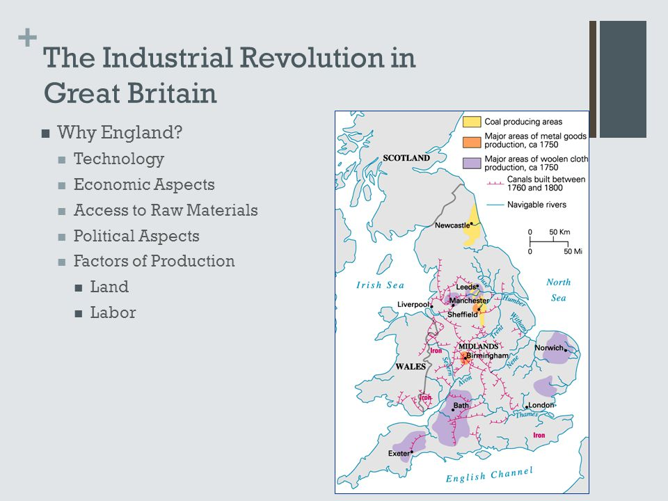 + Agriculture in Great Britain at the Start of the Industrial Revolution Jethro Tull Enclosure Movement Experimentation with New Crops