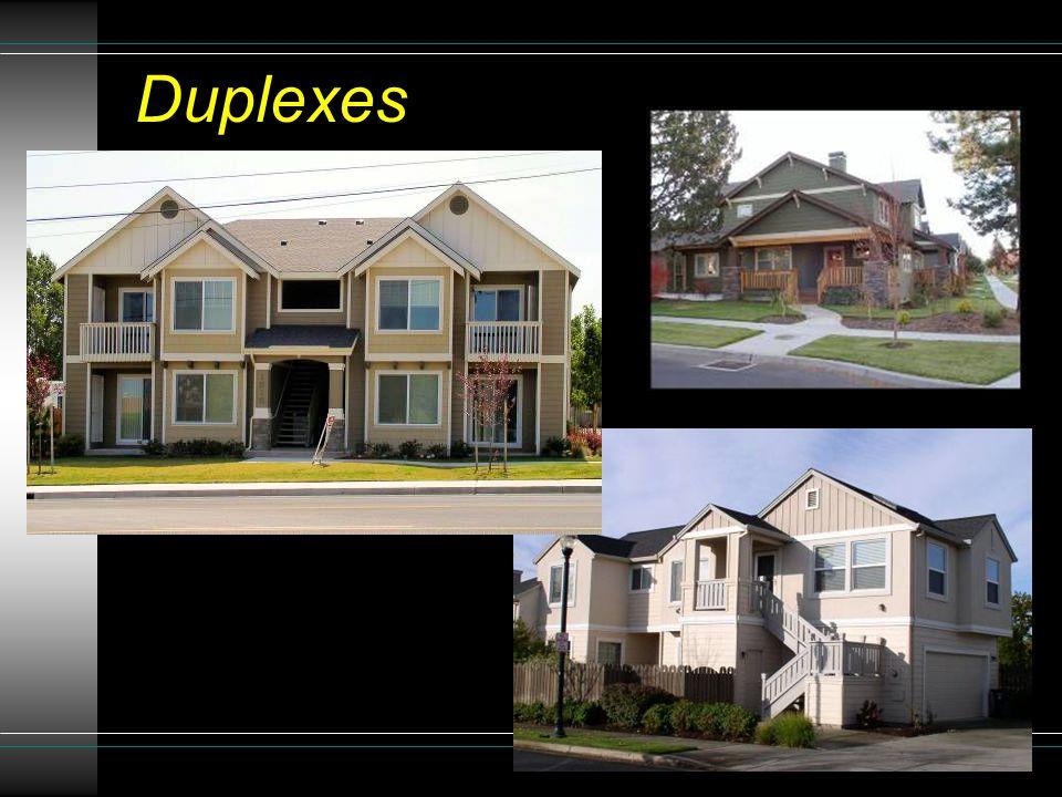 Duplexes