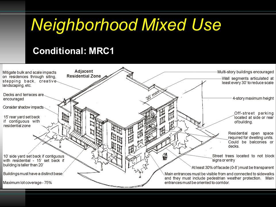 Conditional: MRC1