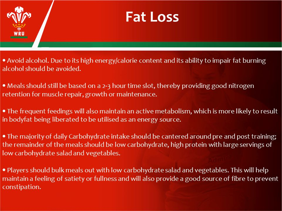 2 nd stage Once the above principles have been followed for at least 4 weeks the next stage would be to further reduce carbohydrate intake.