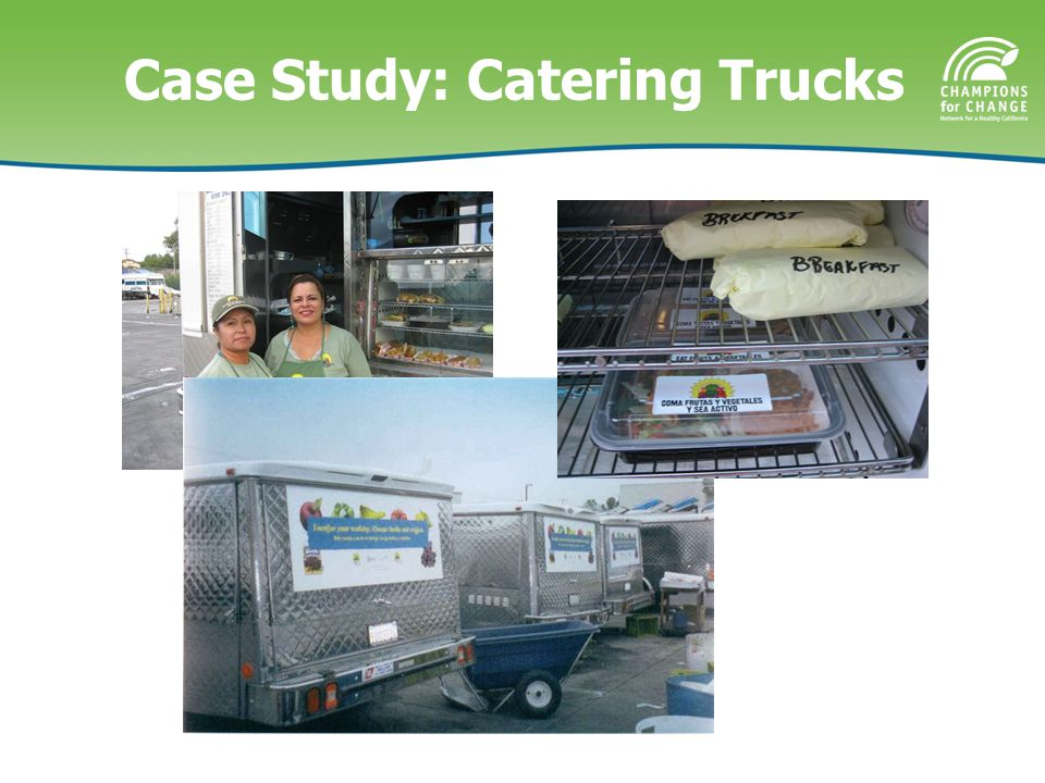 Case Study: Catering Trucks