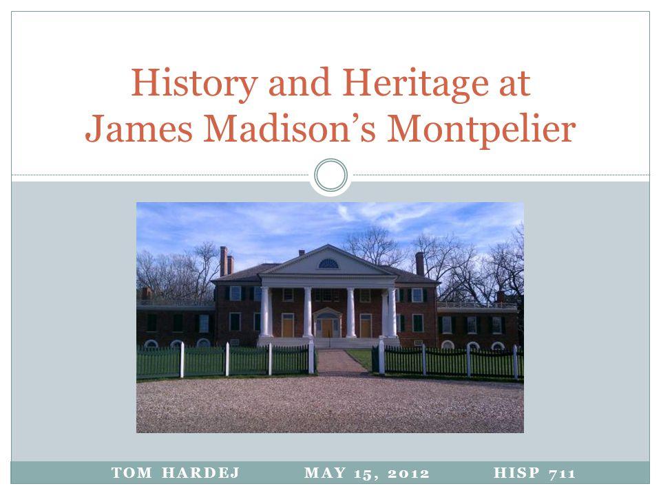 Introduction James Madison Marion duPont Scott