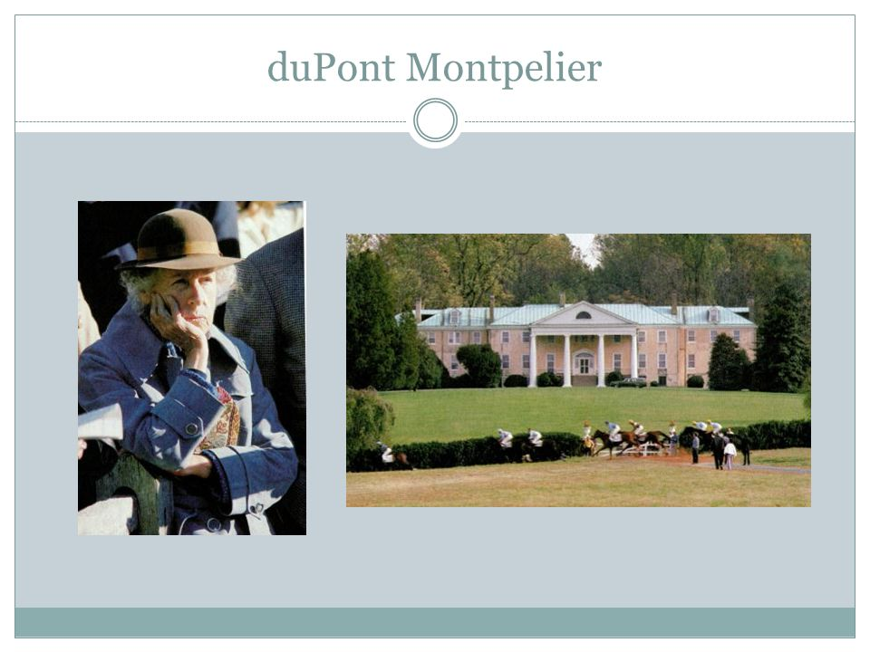 duPont Montpelier