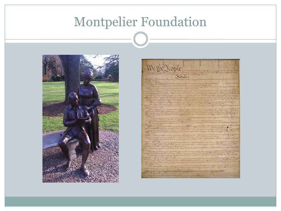 Montpelier Foundation