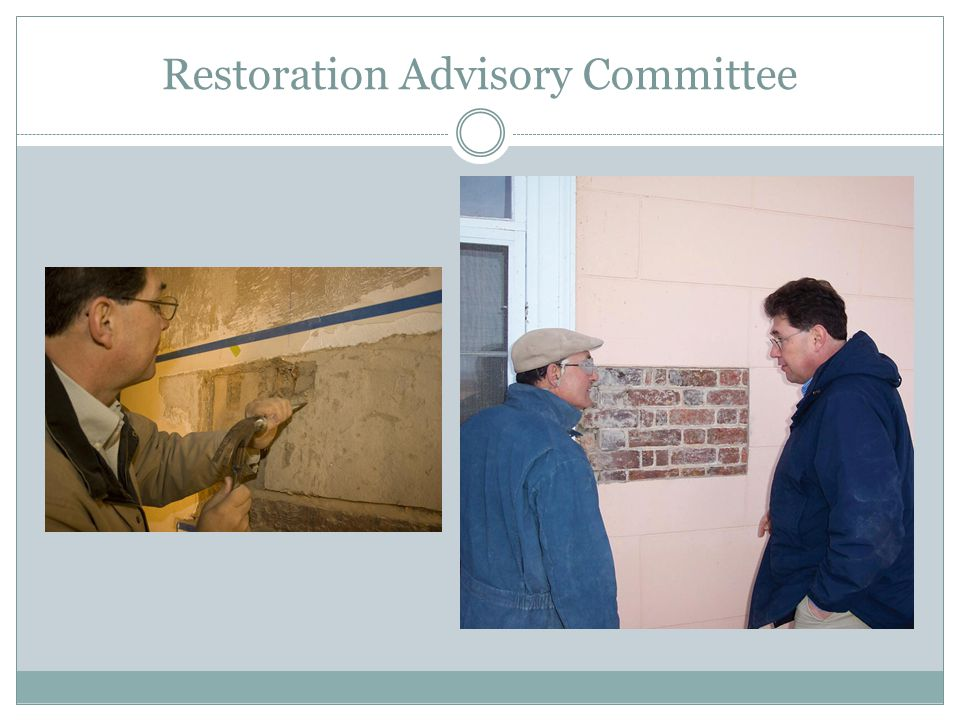 Restoration Advisory Committee