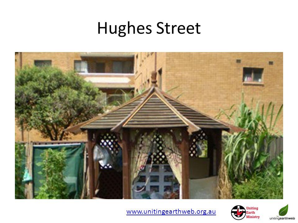 Hughes Street www.unitingearthweb.org.au