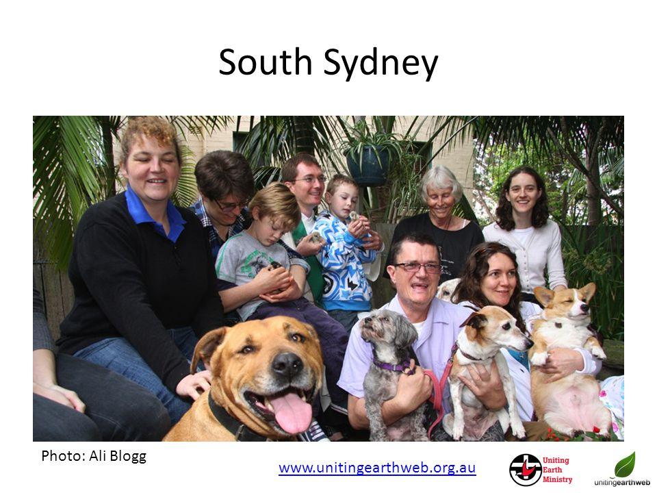 South Sydney Photo: Ali Blogg www.unitingearthweb.org.au