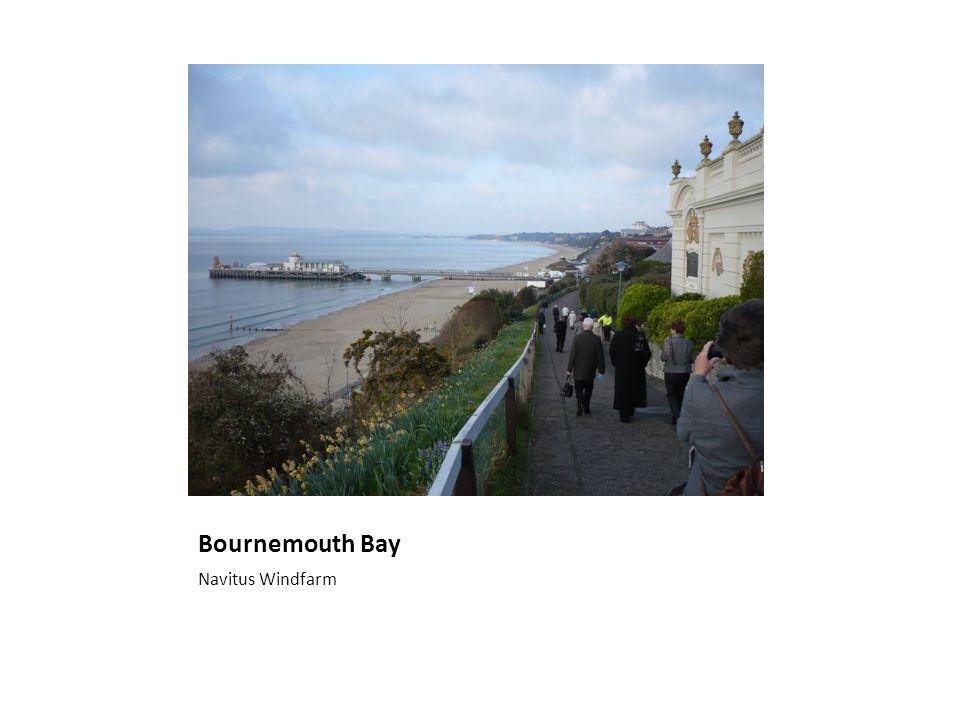 Bournemouth Bay Navitus Windfarm