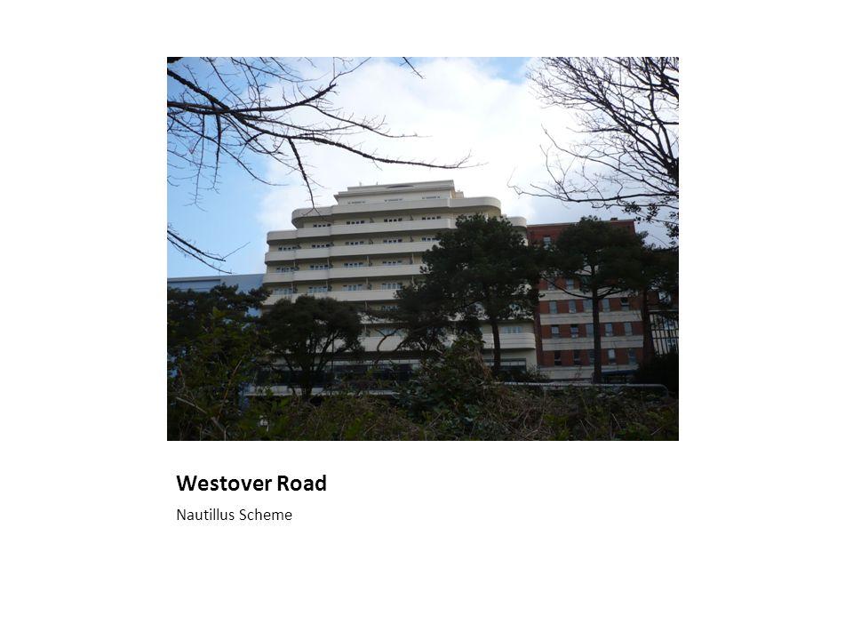 Westover Road Nautillus Scheme