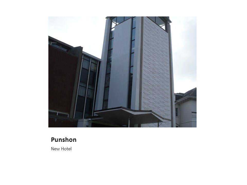Punshon New Hotel