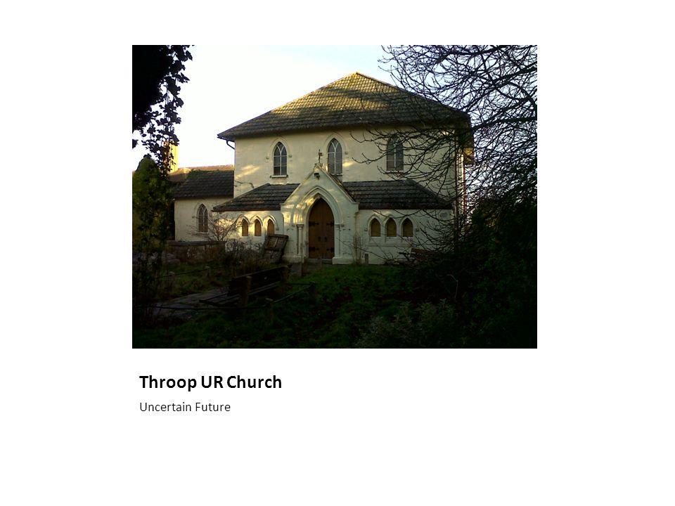 Throop UR Church Uncertain Future
