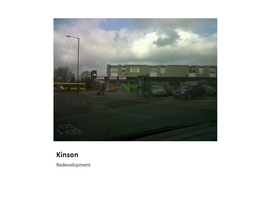 Kinson Redevelopment