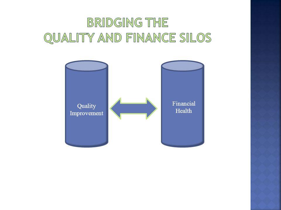Quality Improvement Financial Health