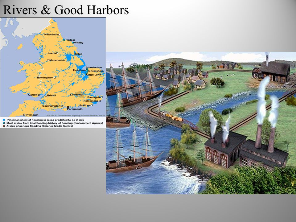Rivers & Good Harbors