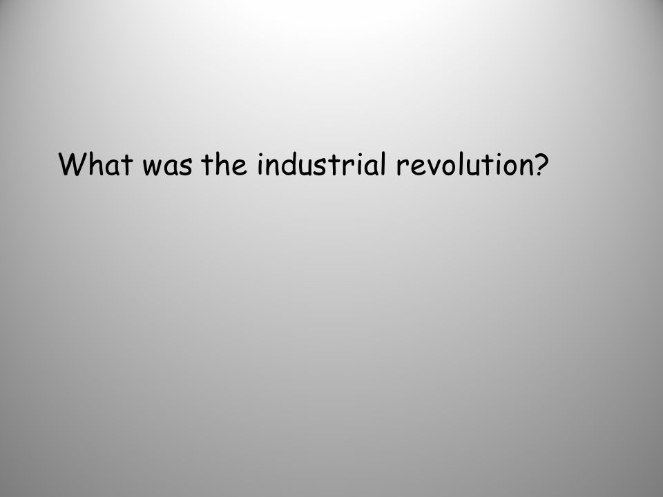 What inventions changed the textile industry?