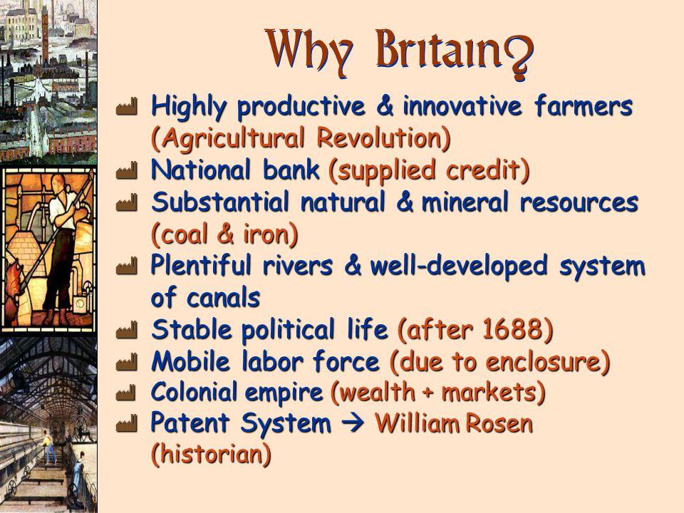 Why Britain.