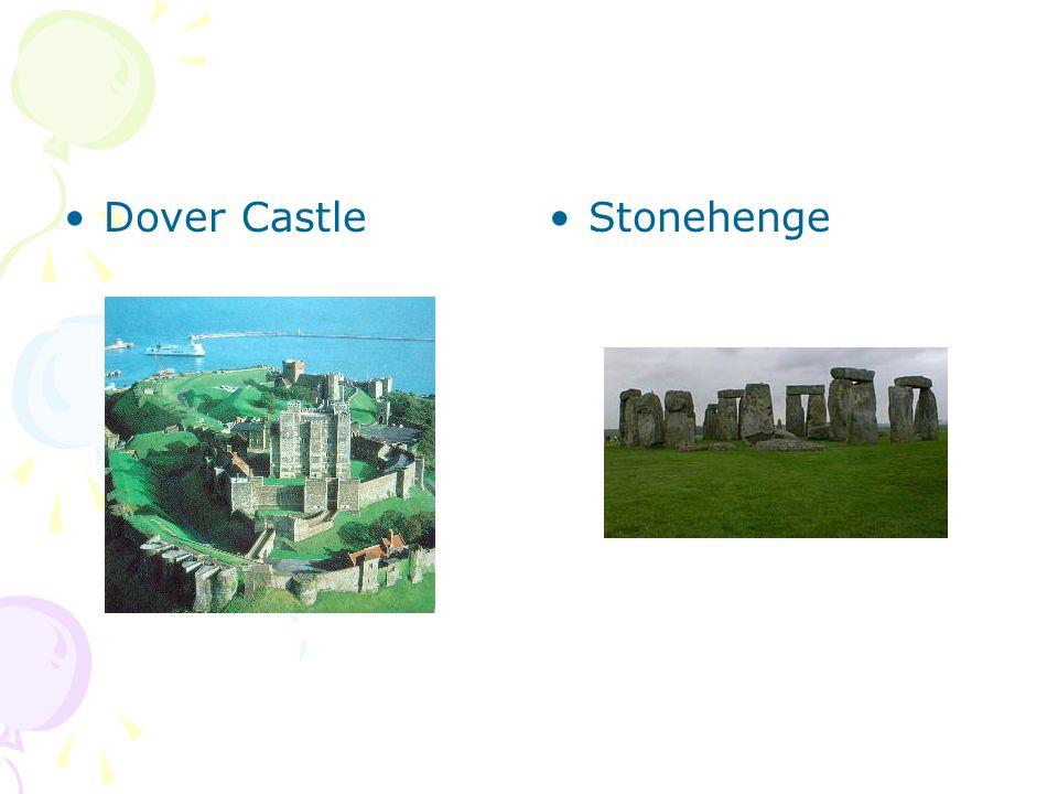 Dover CastleStonehenge