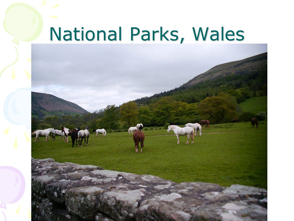 National Parks, Wales