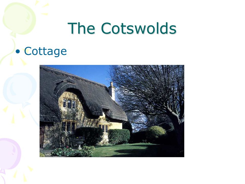 The Cotswolds Cottage