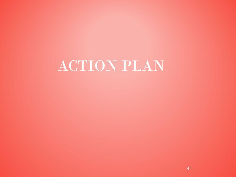 ACTION PLAN 41