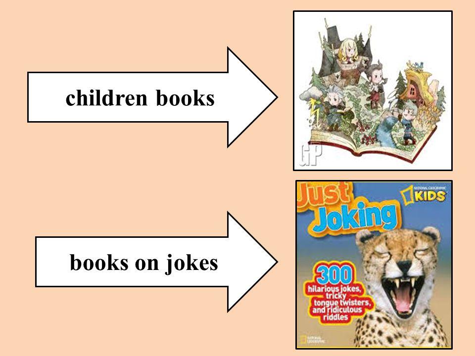 children books books on jokes