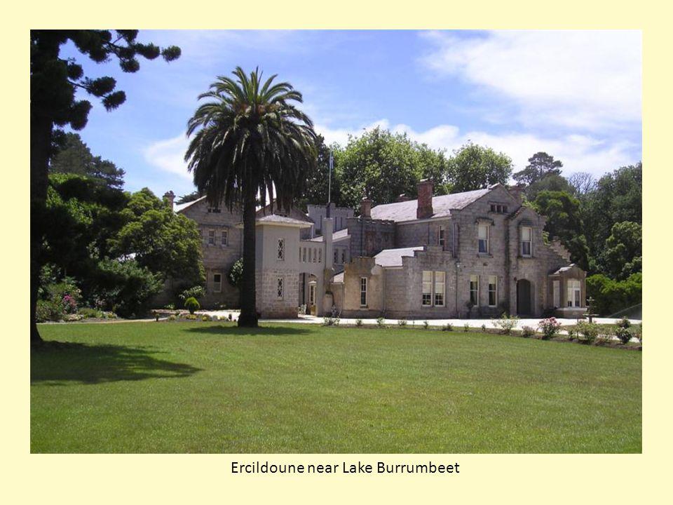 Ercildoune near Lake Burrumbeet