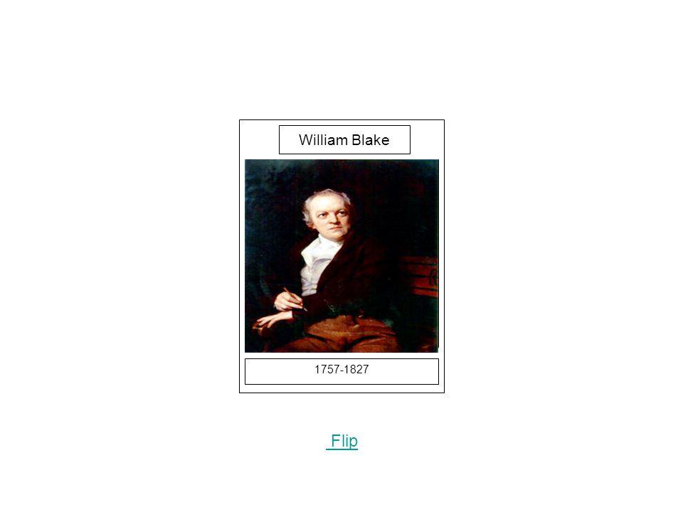 1757-1827 Picture Flip William Blake