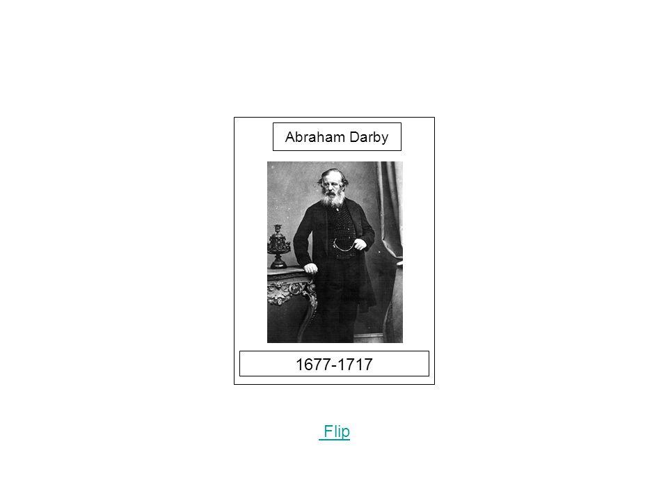 1677-1717 Flip Abraham Darby