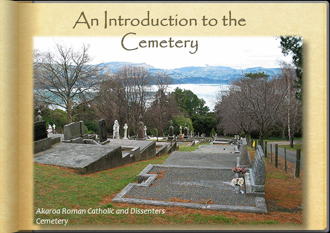 Akaroa Roman Catholic and Dissenters Cemetery
