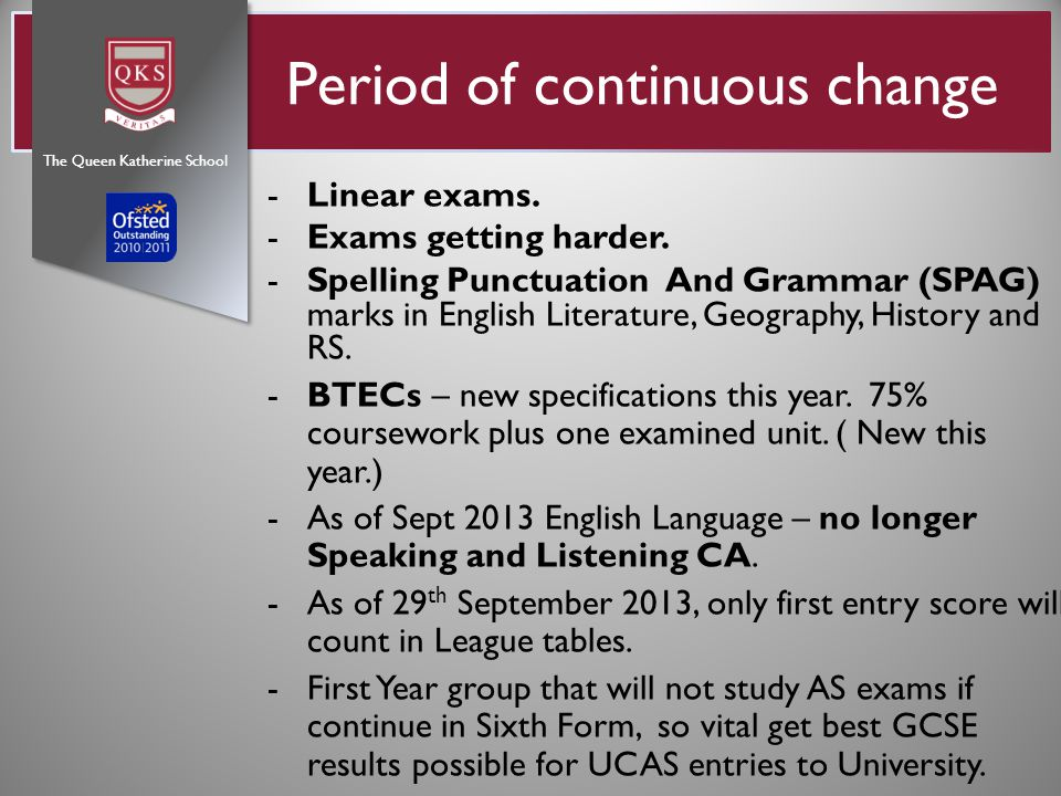 Work set by the exam board completed in school under supervision, which counts for the final GCSE mark.