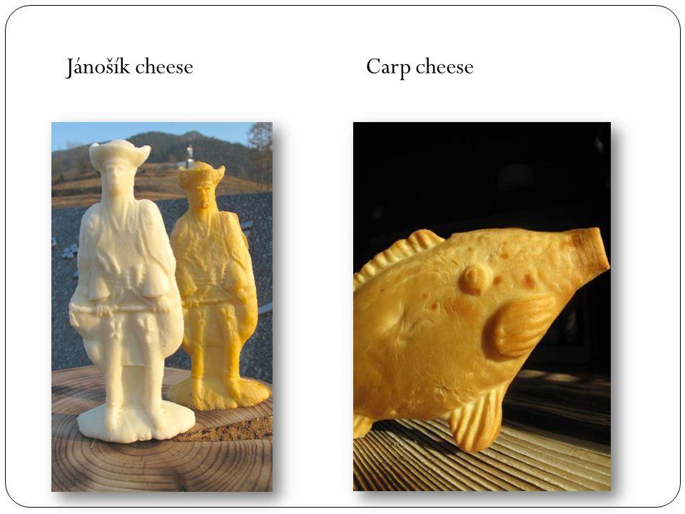 Jánošík cheeseCarp cheese