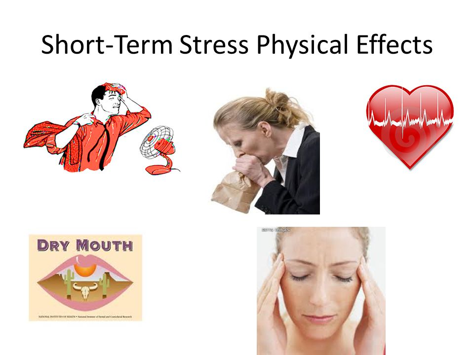 How Can Stress Affect Me.