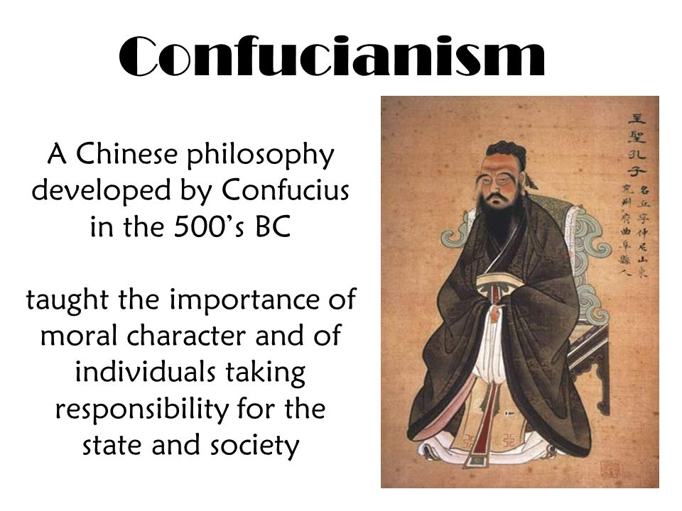 Taoism A Chinese philosophy founded in the 500's BC by Lao Tzu.