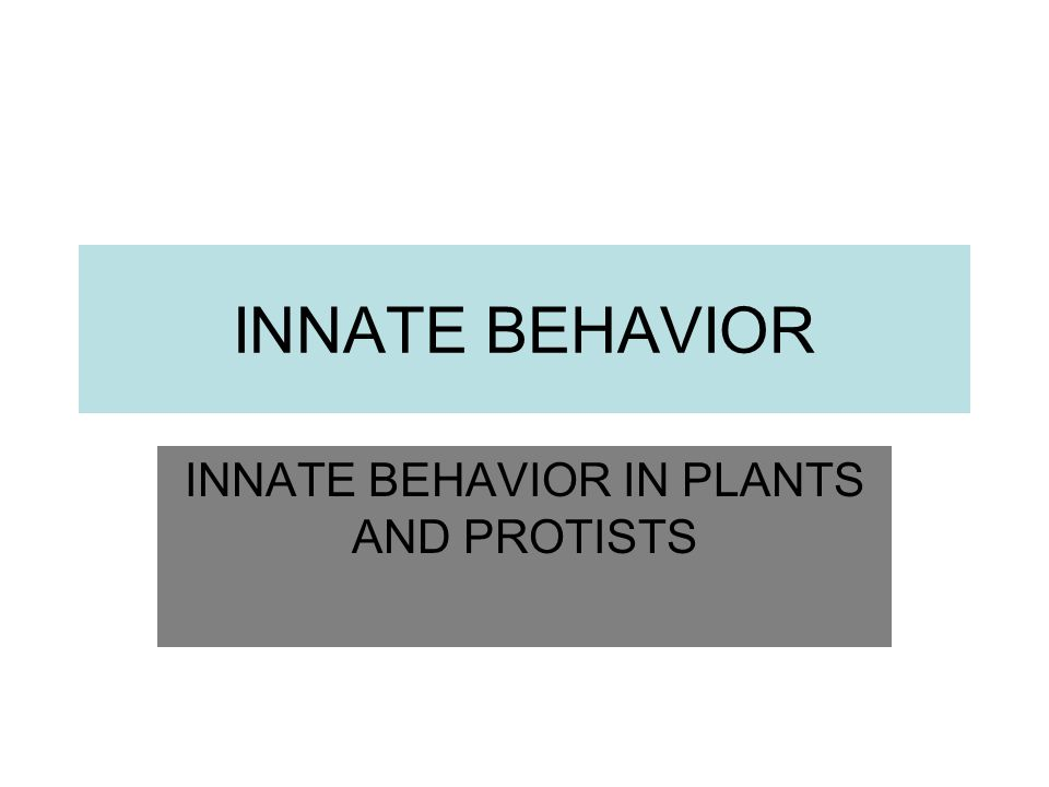 HORMONAL CONTROL OF INSTINCT Many physiological stimuli, which are related to an organism's metabolism, can trigger instincts.