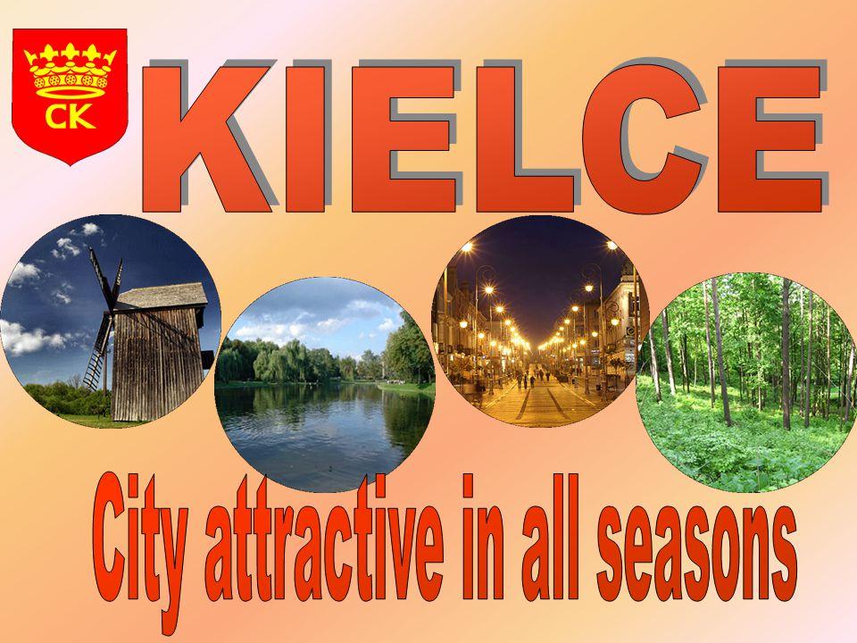 Kielce - city in Poland, the capital of Świętokrzyskie Voivodship.