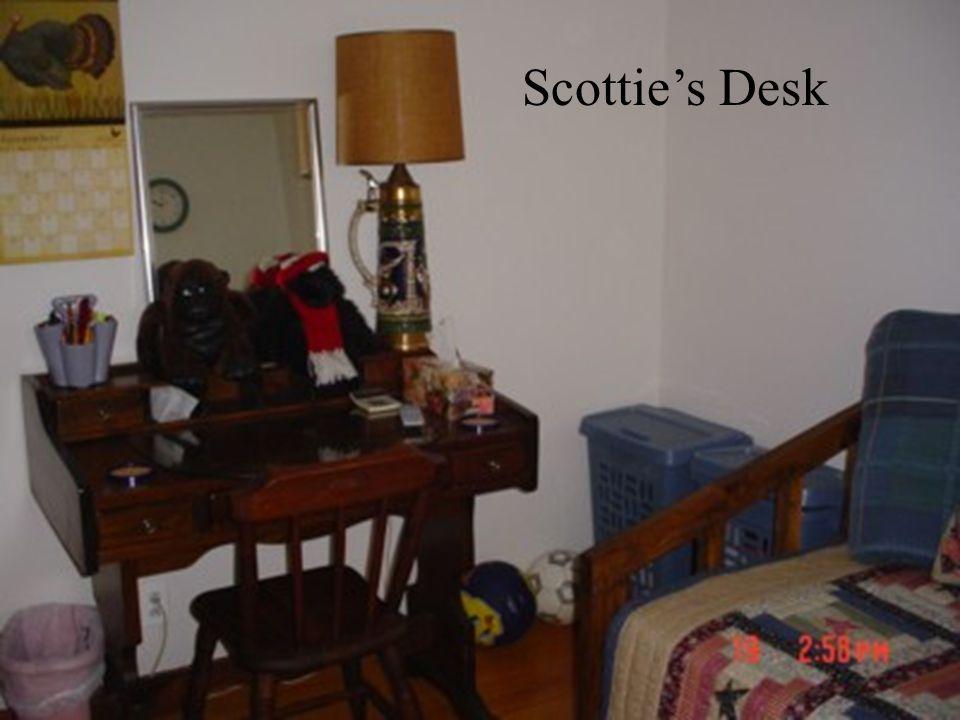 Scottie's Desk