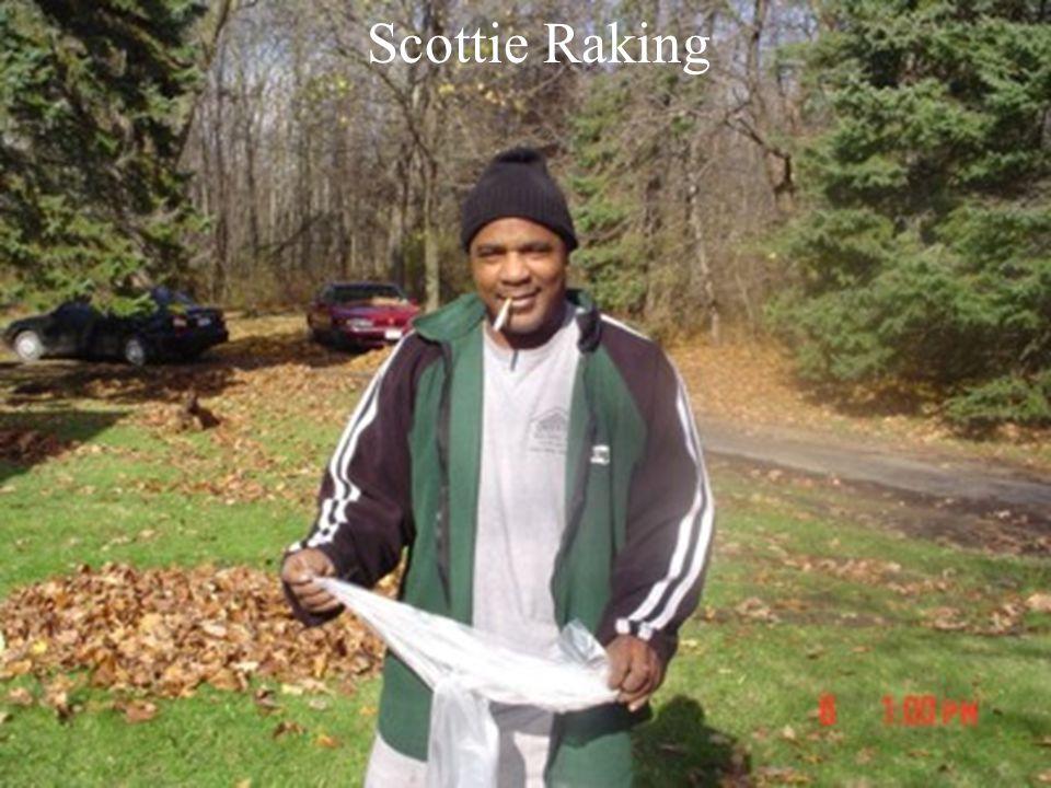 Scottie Raking