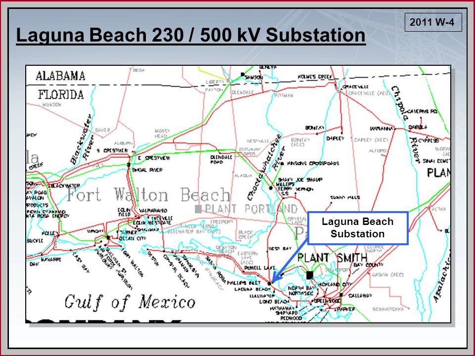 Gaston – East Pelham 230 kV T.L. 2009 W-17 Gaston – Twelve Oaks – E. Pelham 230 kV TL