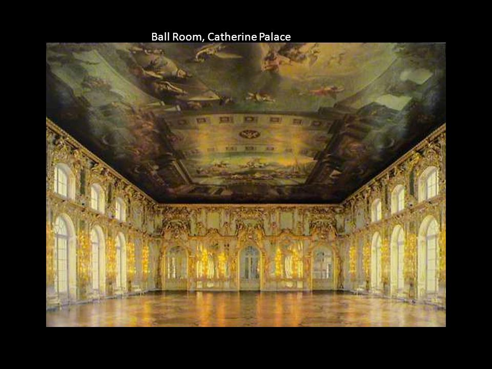 Ball Room, Catherine Palace