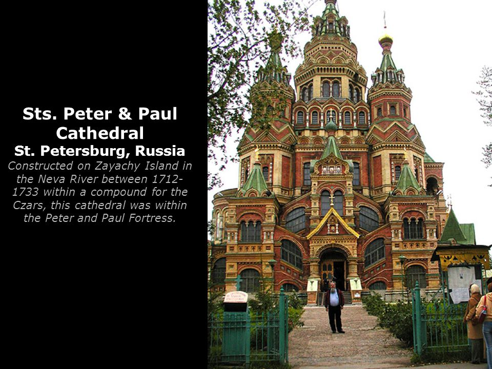 Sts. Peter & Paul Cathedral St.