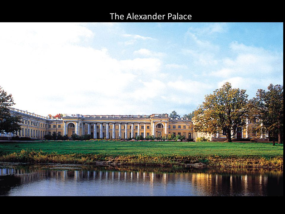The Alexander Palace