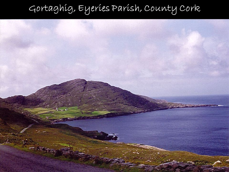 Gortaghig, Eyeries Parish, County Cork