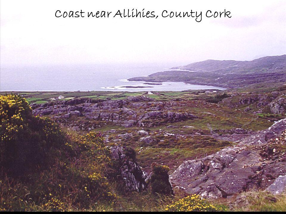Coast near Allihies, County Cork