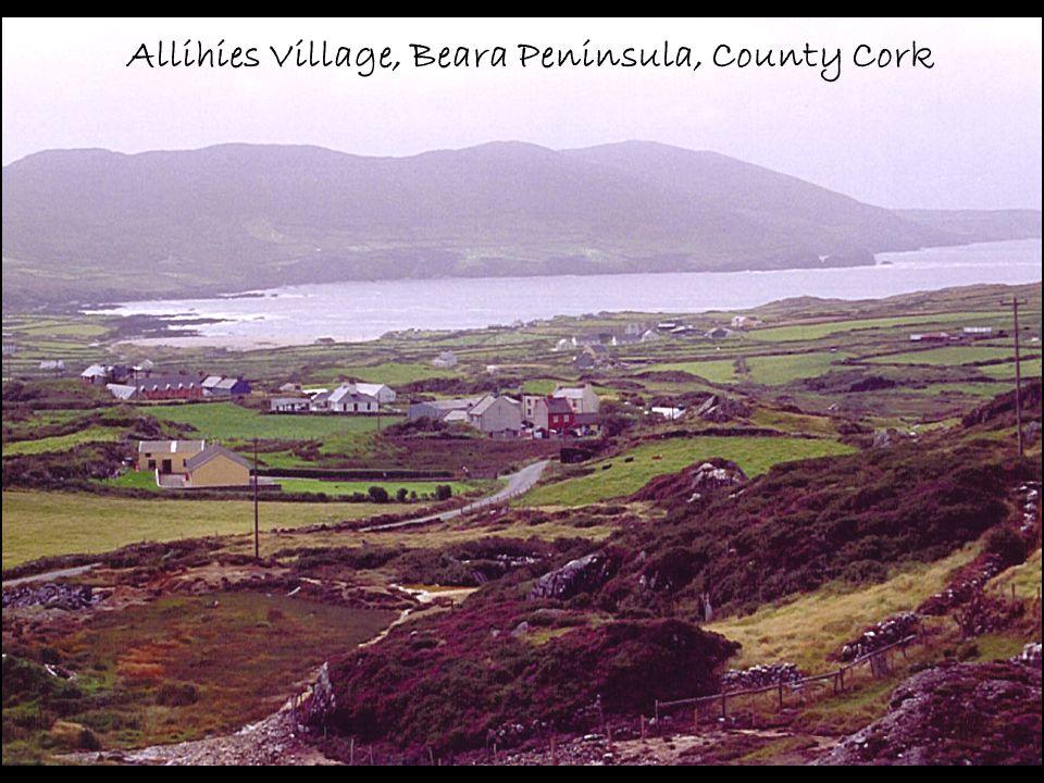 Allihies Village, Beara Peninsula, County Cork