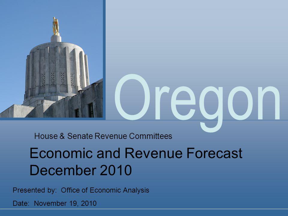 2 Economic and Revenue Forecast